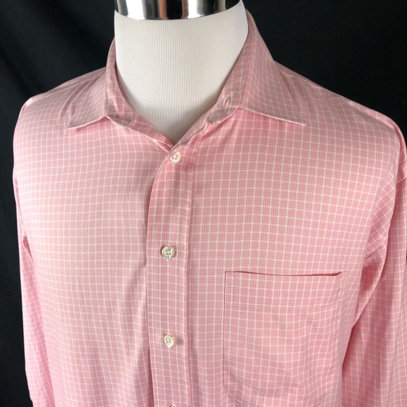 Burberry Other - Burberry Mens Oxford Long Sleeve size large